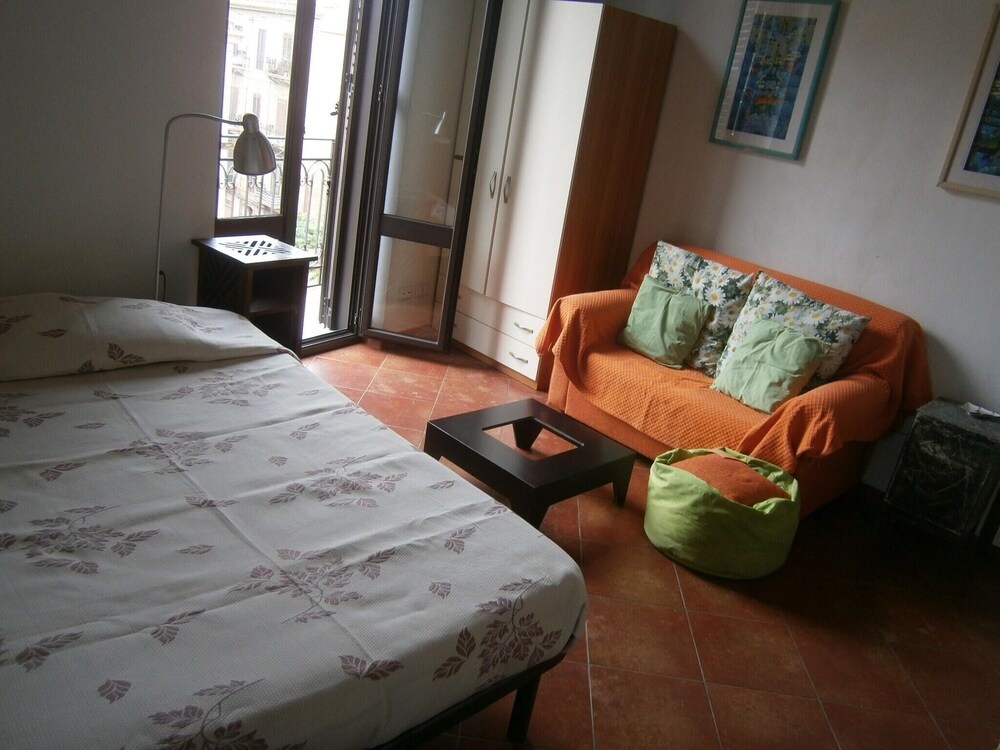 Apartment With one Bedroom in Palermo, With Wonderful Mountain View an