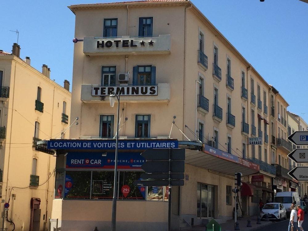 Hôtel le Terminus Béziers Centre