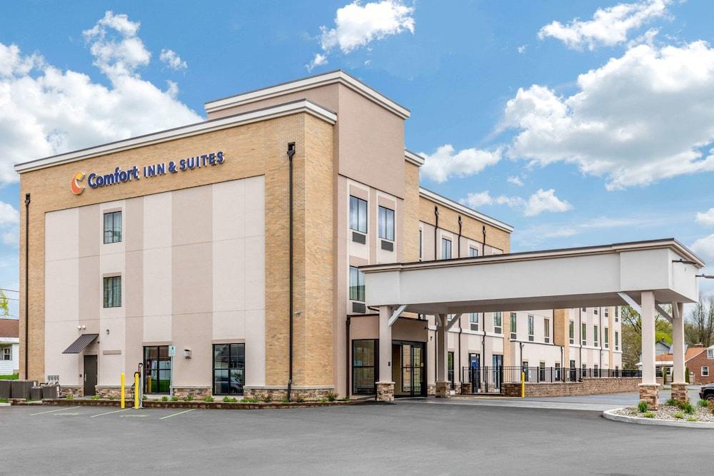 Comfort Inn & Suites Schenectady - Scotia