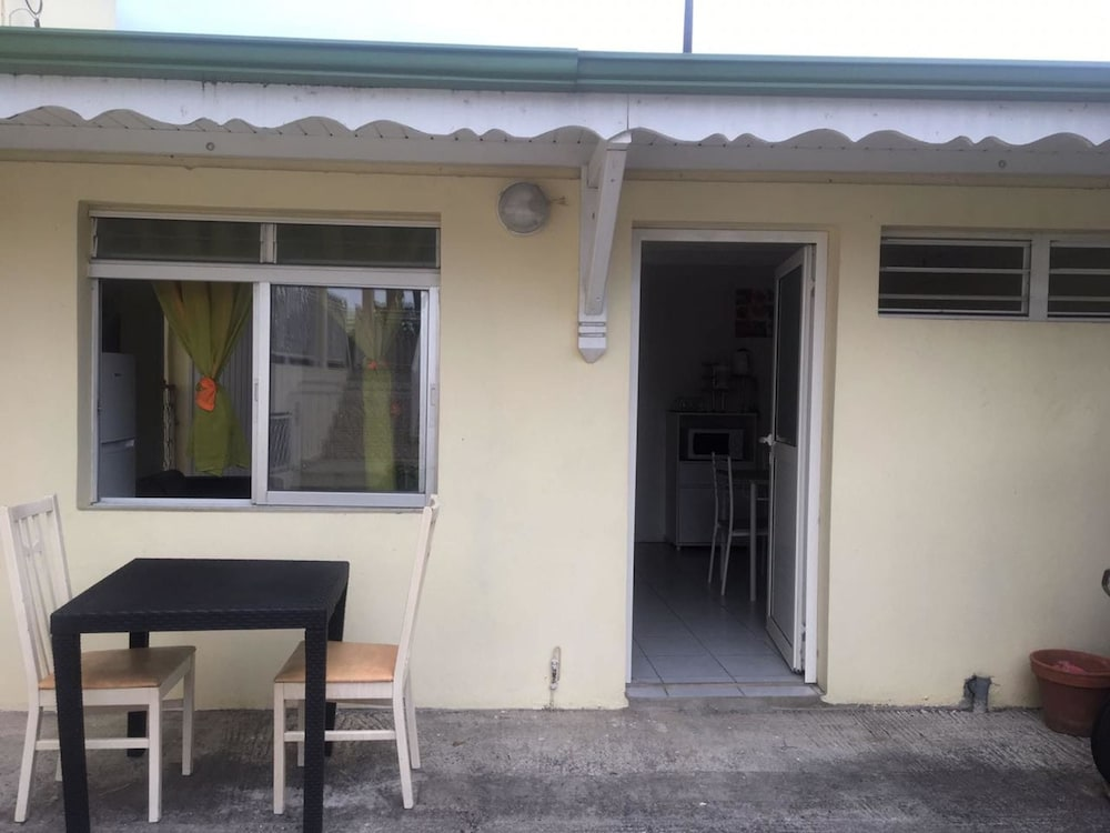 Apartment With one Bedroom in Le Gosier, With Furnished Garden and Wif