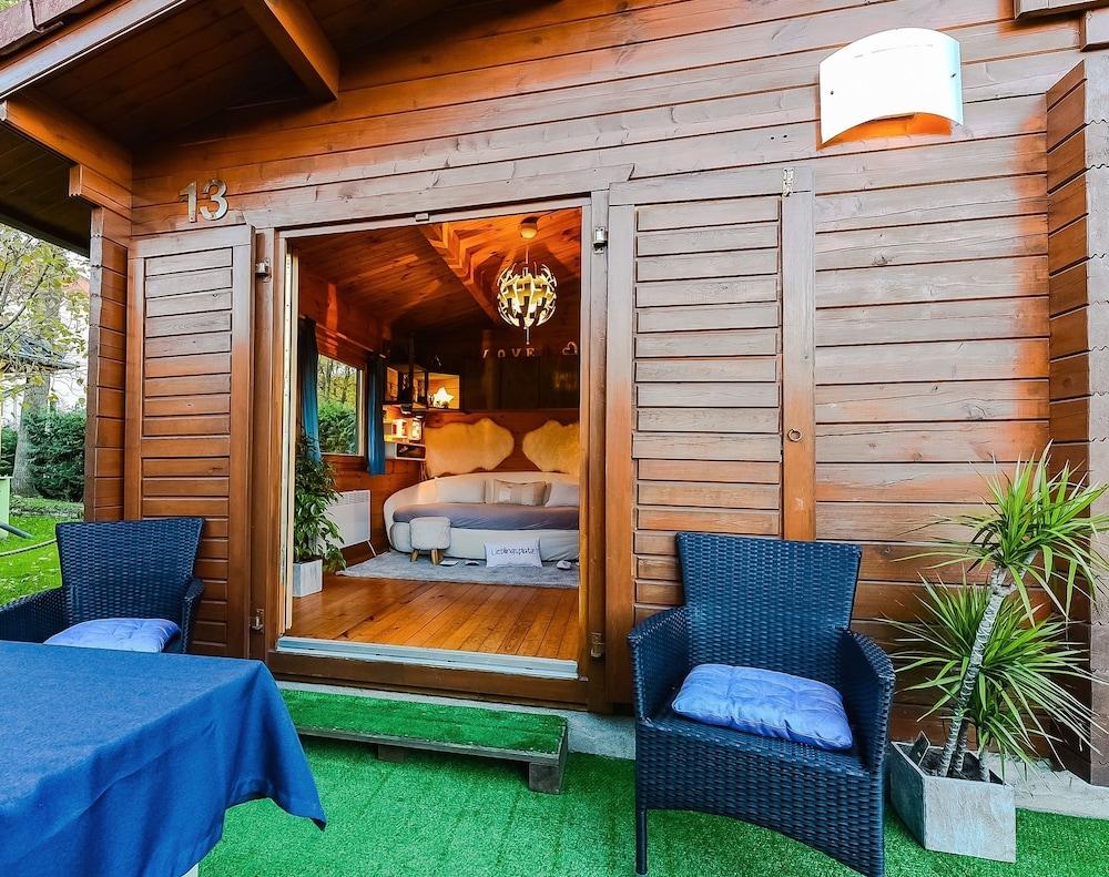 Dreamy Garden Lodge Center Berlin