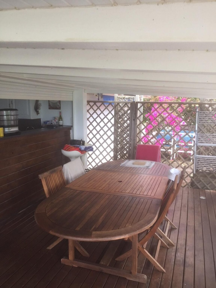 Apartment With one Bedroom in Saint-françois, With Wonderful sea View,