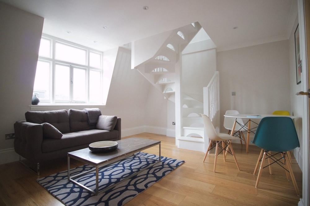 Bedroom Flat in Heart of London