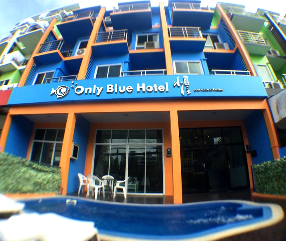 Only Blue Hotel