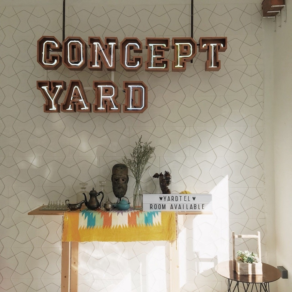 Concept Yard Chiangrai - Adults Only