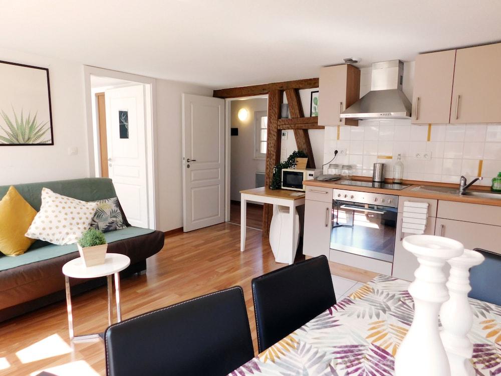 Appartement Corbeau
