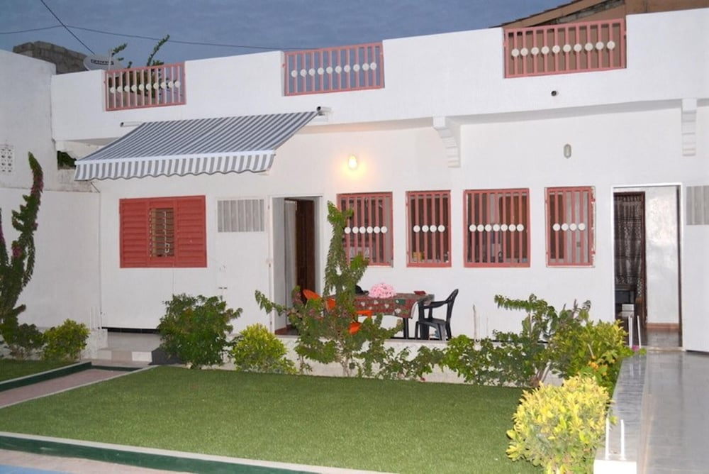 Apartment With one Bedroom in M'bour, With Pool Access, Enclosed Garde