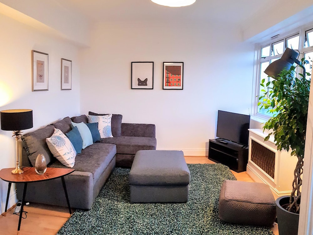 Bright 3 Bedrooms in Central London/lupus Street