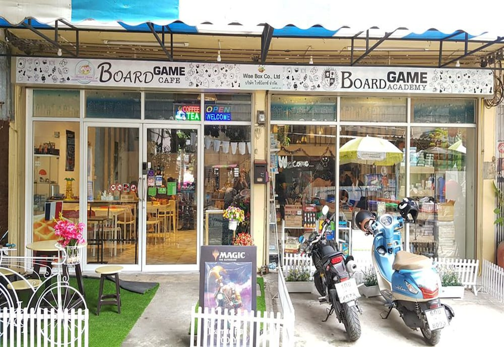 Board Game Hostel