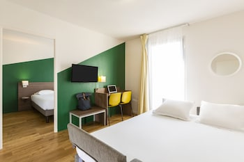 tarifs reservation hotels Aparthotel Adagio access Carrières Sous Poissy