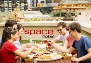 Space Hotel - Hostel