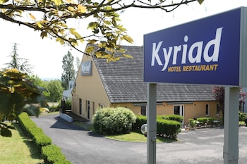 tarifs reservation hotels Kyriad Nancy Sud - Ludres