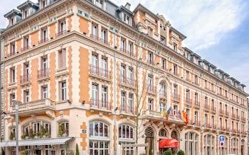 tarifs reservation hotels Grand Hôtel Du Tonneau D'Or