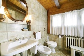 Hotel Cima Belprà - Bathroom  - #0