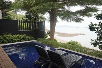 蘇梅島海濱泳池瑞雷別墅