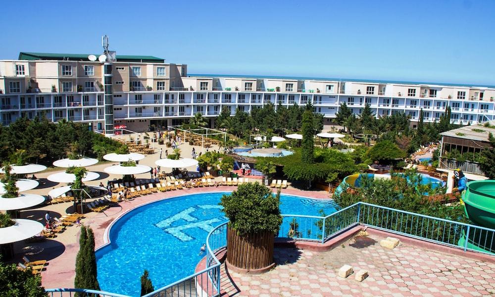 Af Hotel Aqua Park Aparthotel