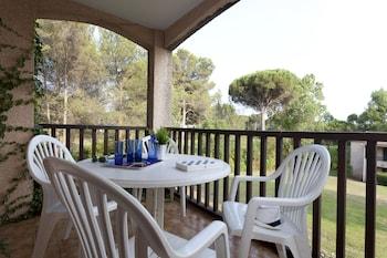 Résidence Pierre & Vacances Saint-Raphael Valescure - Balcony  - #0