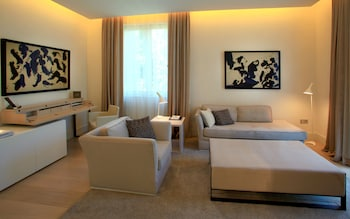 ABaC Restaurant & Hotel - Living Area  - #0