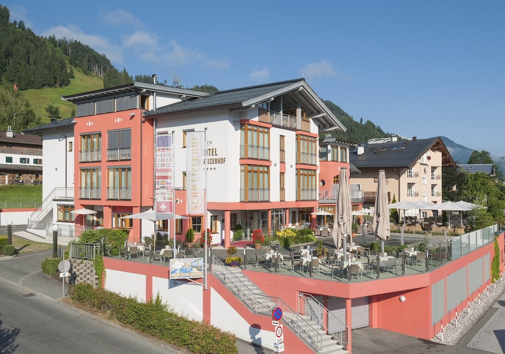 Hotel Schweizerhof Kitzbühel - Sport & Beautyhotel