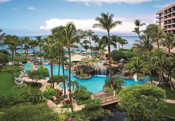 Marriott's Maui Ocean Club - Molokai, Maui & Lanai Towers - Outdoor Pool  - #0