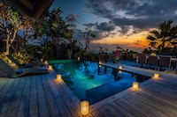 Four Bedroom Ocean View Pool Villa