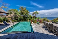 Three Bedroom Ocean View Pool Villa