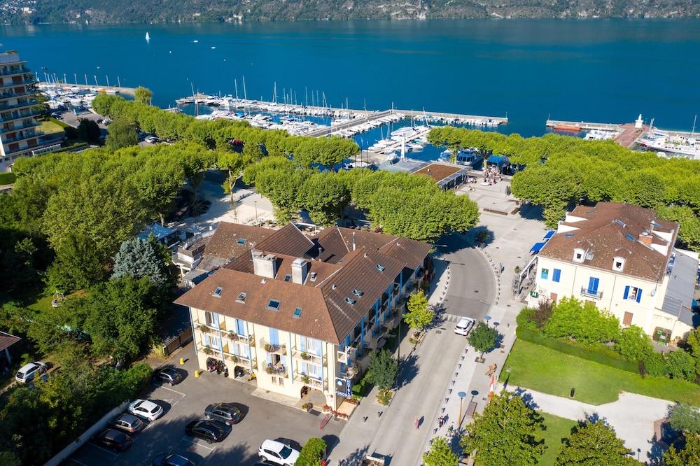 The Originals City, Hôtel L'Iroko, Aix-les-Bains Grand Port (Inter-Hot