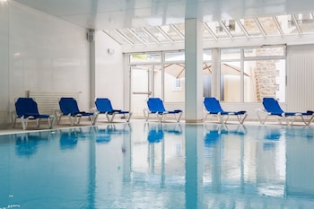 tarifs reservation hotels Grand Hôtel de Courtoisville - Piscine & Spa, The Originals Relais (Relais du Silence)