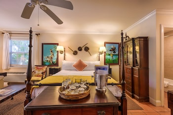 The Caribbean Court Boutique Hotel in Vero Beach, Florida