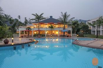 Lake Kivu Serena Hotel in Gisenyi
