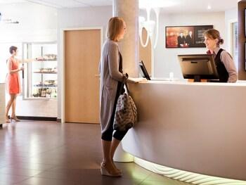 tarifs reservation hotels Novotel Suites Reims Centre