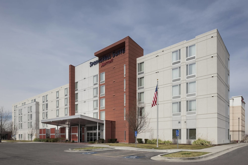 SpringHill Suites by Marriott Salt Lake City Airport