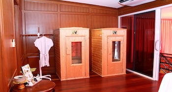 Summit Pavilion - Sauna  - #0