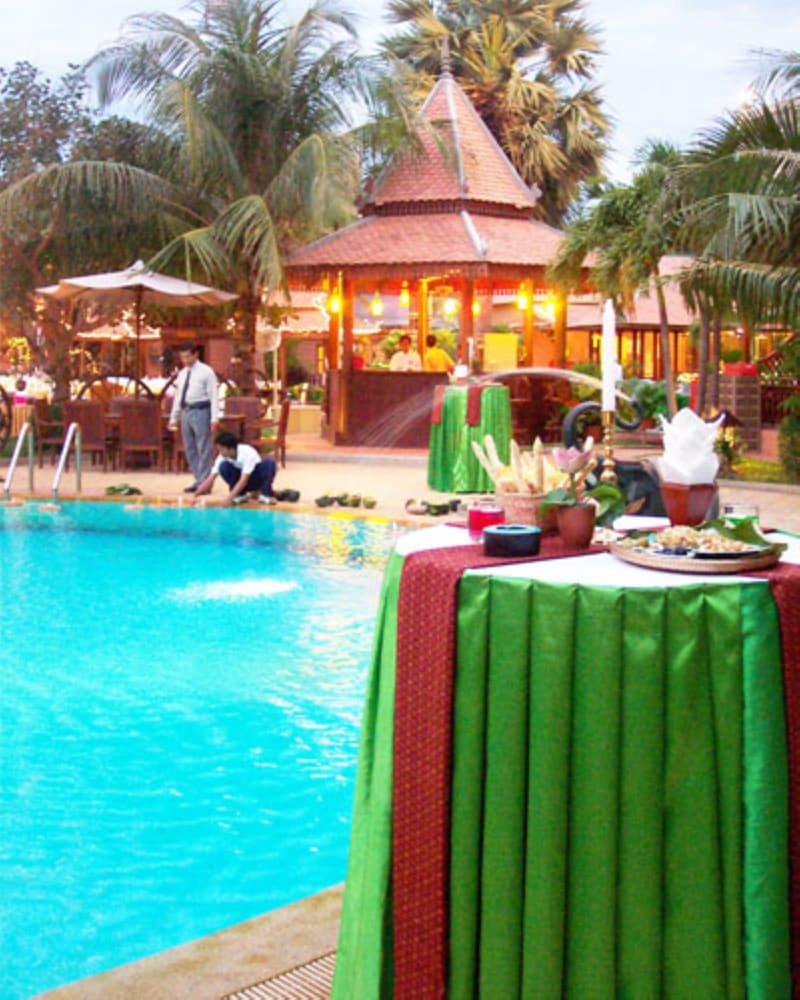 Apsara Angkor Resort & Conference