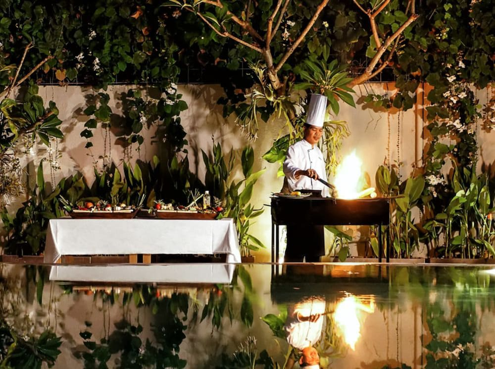 Tonys Villas Resort Bali Resort Price Address Reviews