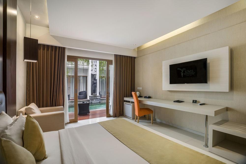 Tonys Villas Resort Bali 2 1 Price Address Reviews