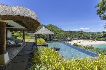 Shangri-La Boracay Balcony