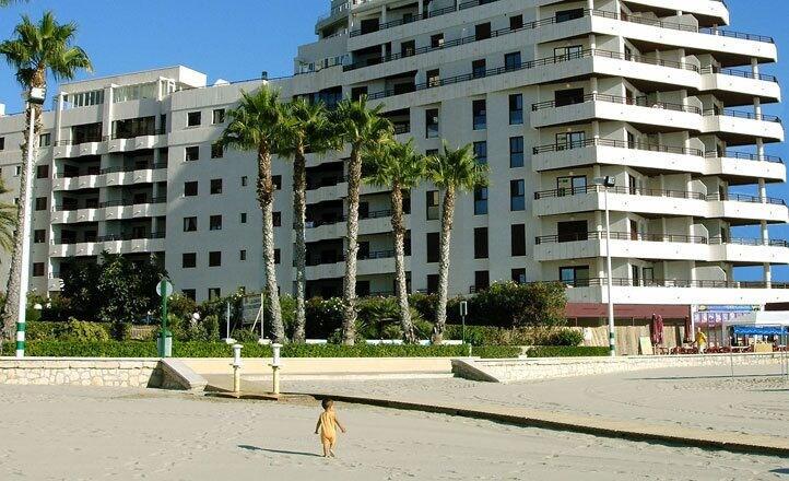 Apartamentos Topacio I, II, III. IV