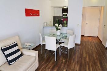 Studio Pueyrredon by Temporary Apartments