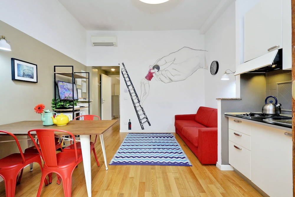Rome Accommodation - Testaccio