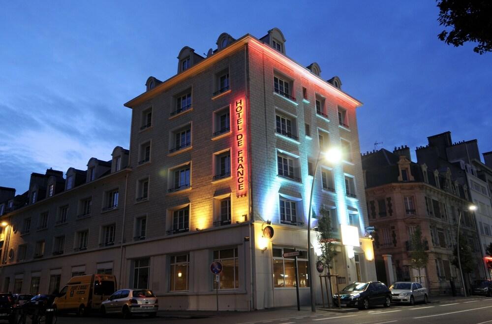 The Originals City, Hôtel de France, Caen (Inter-Hotel)