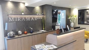 tarifs reservation hotels Hotel Miramar, Cap d'Antibes