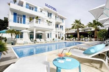 tarifs reservation hotels Juan Beach