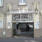 Hôtel des Trois Marchands