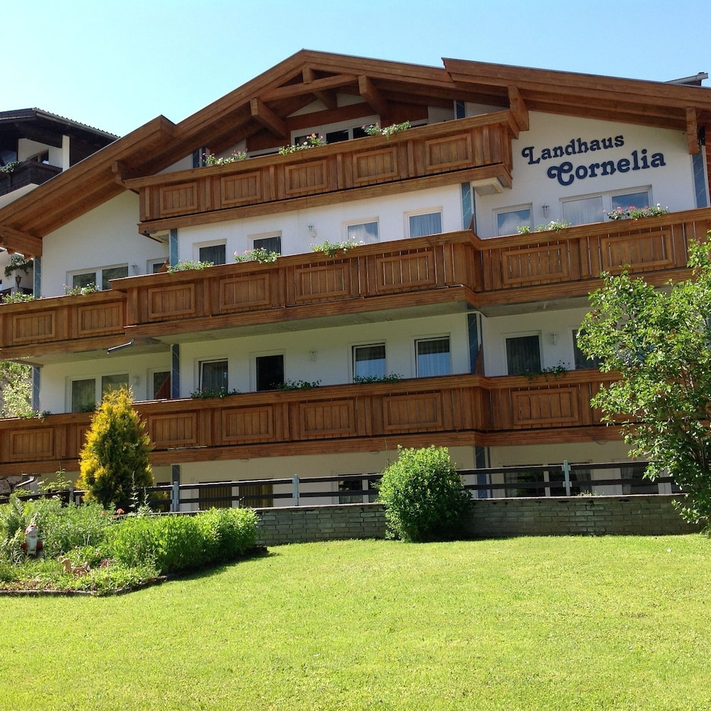 Aparthotels Berwang, Haus Cornelia en Haus Wiesengrund