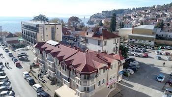 Matjan Apartments in Ohrid