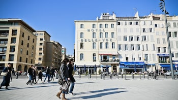 tarifs reservation hotels Hotel Bellevue Marseille