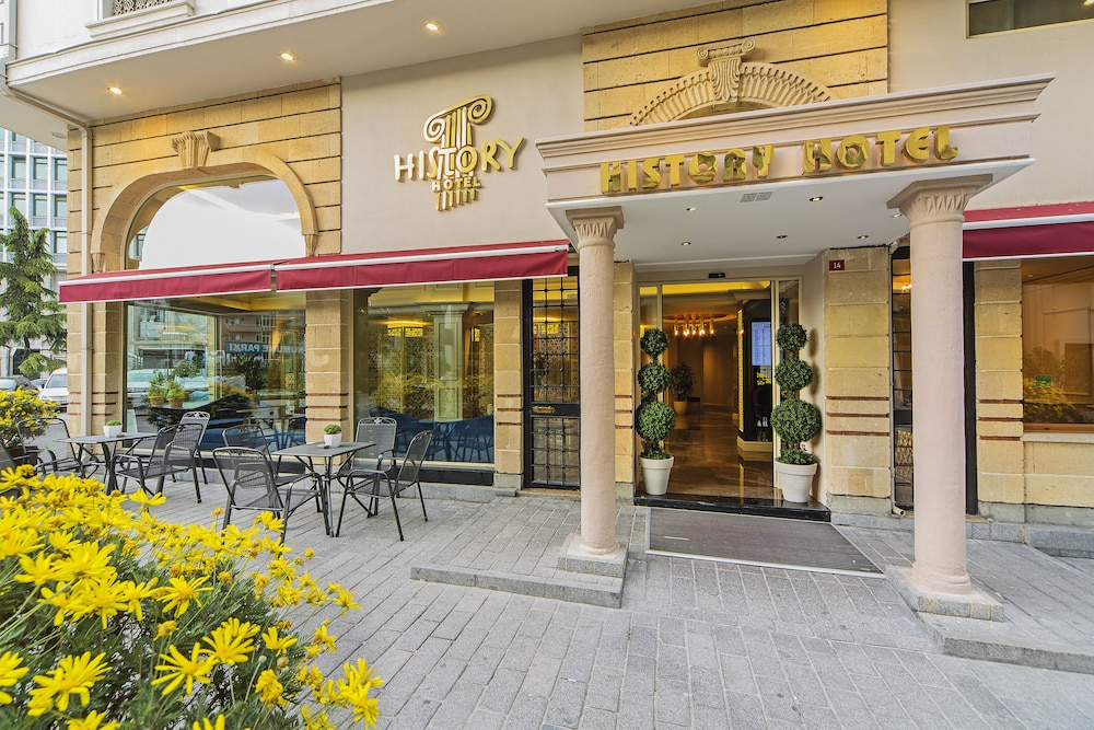 History Hotel Istanbul