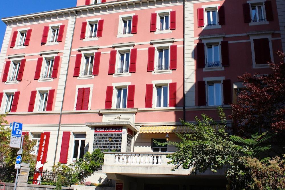 Hotel du Marche