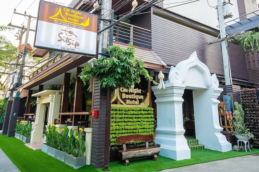 Chiang Mai Night Bazaar Boutique Hotel